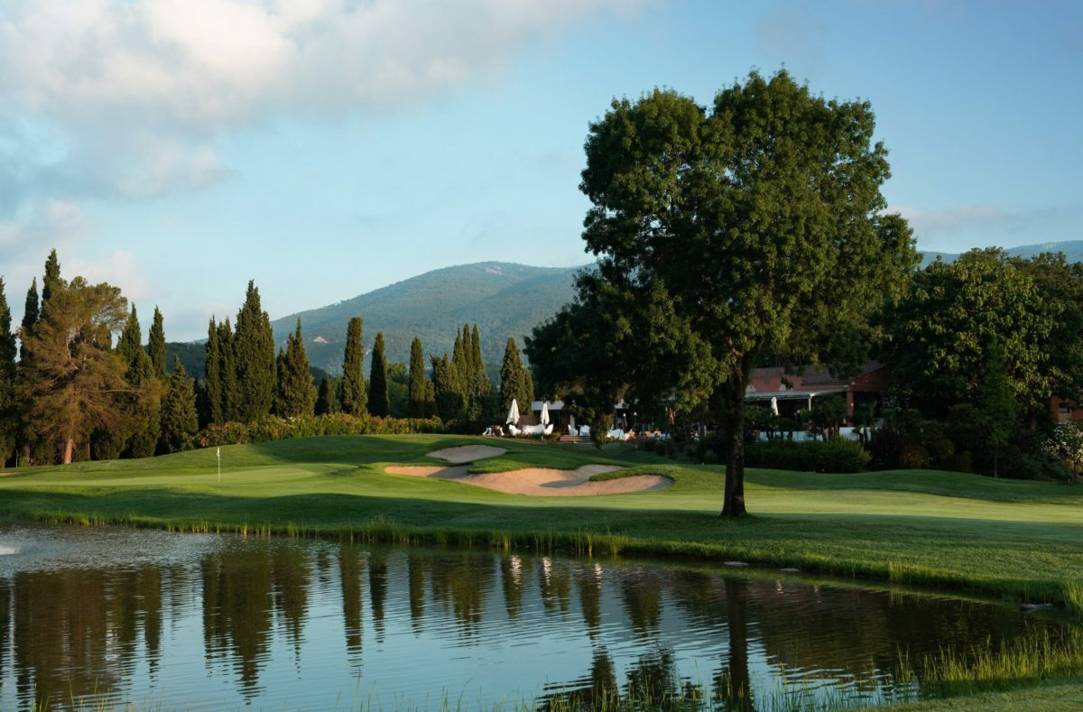 Golf-Platzreifekurs mit Golf-Pro an der Französischen Riviera