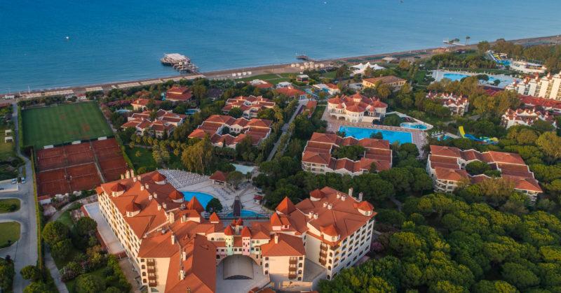 Sirene Hotel Belek Türkei