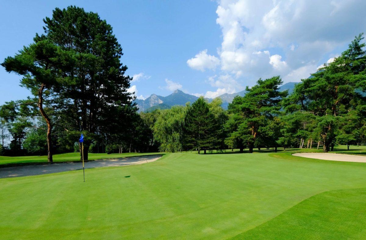 Montreux Golf Club Riviera