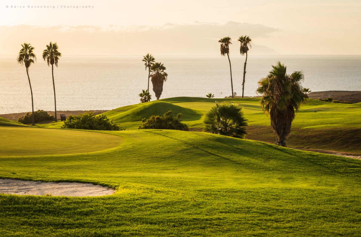 Golf Costa Adeje Championship 5rd Green Golfreise Teneriffa