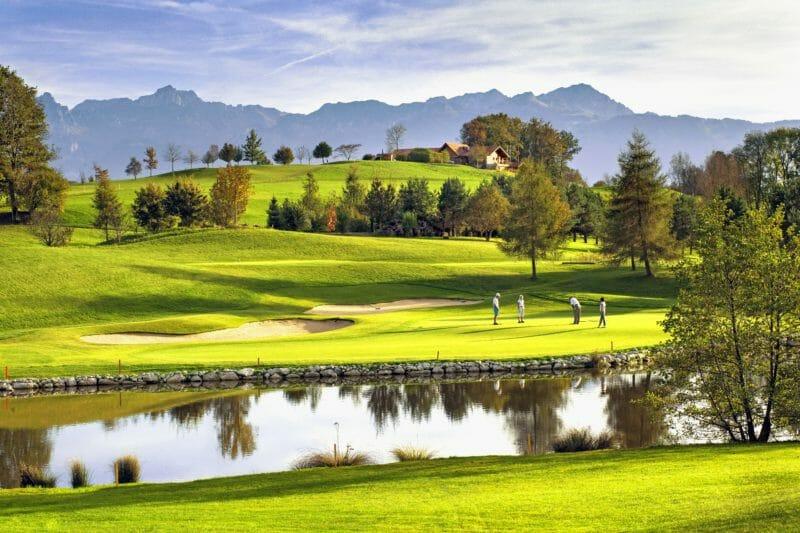 Golf Montreux Riviera