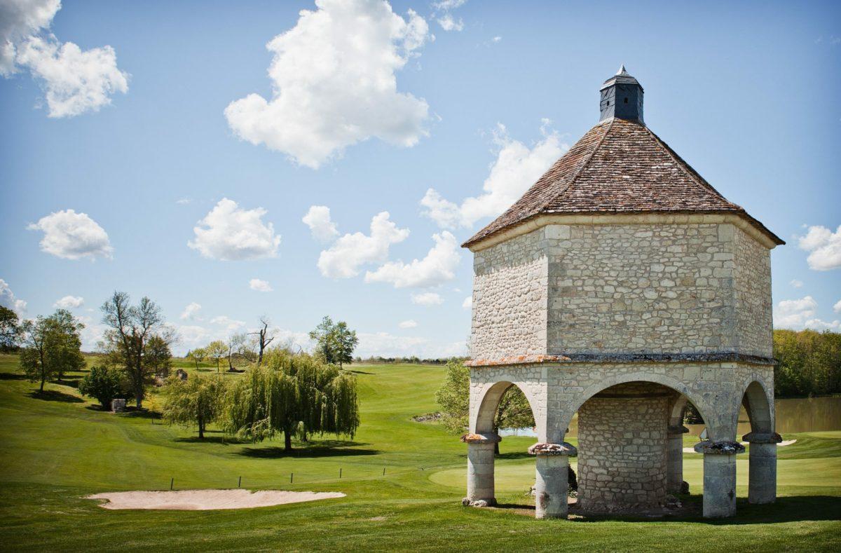 Golf in Frankreich in der Dordogne im Château des Vigiers