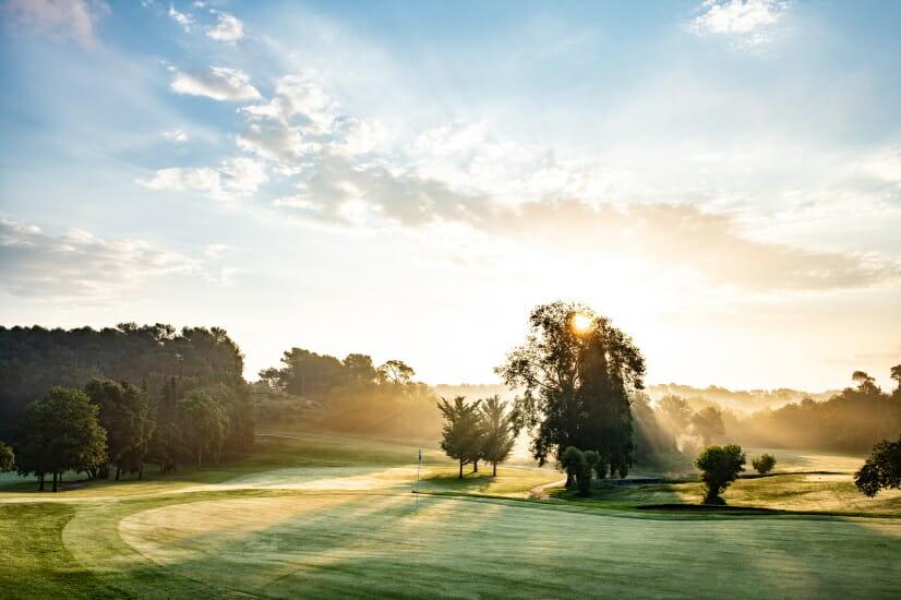 Golf mit Pro im Golf Opio Valbonne