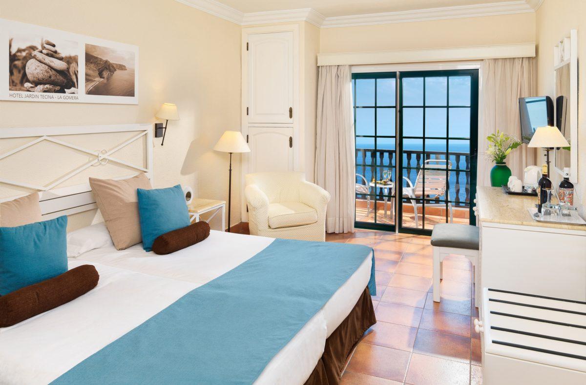 Superior-Zimmerkategorie Hotel La Tecina La Gomera