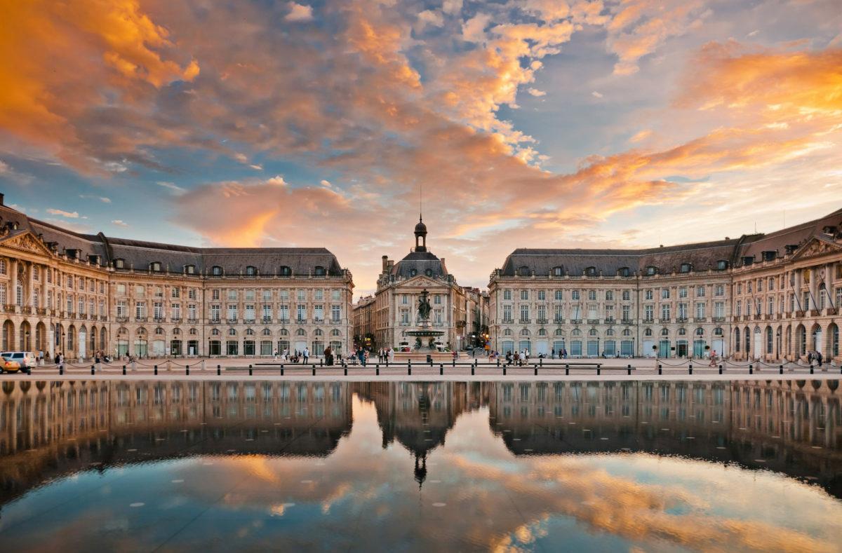 Besuchen Sie Bordeaux in Frankreich
