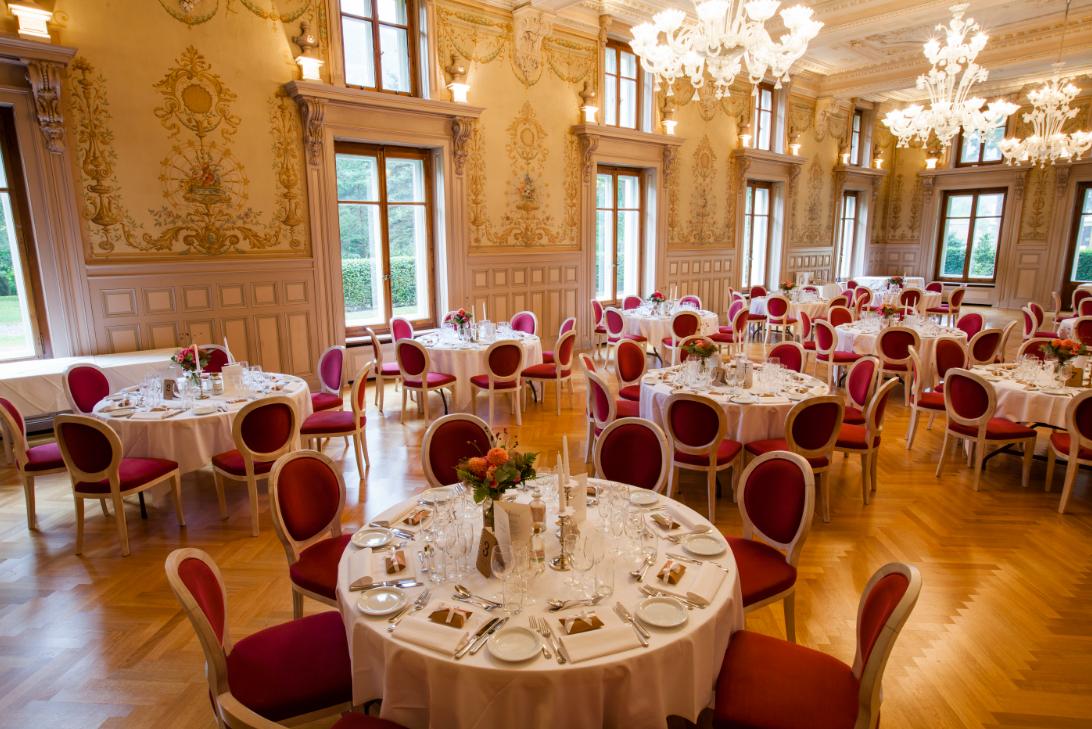 Restaurant vom Grand Hôtel des Bains