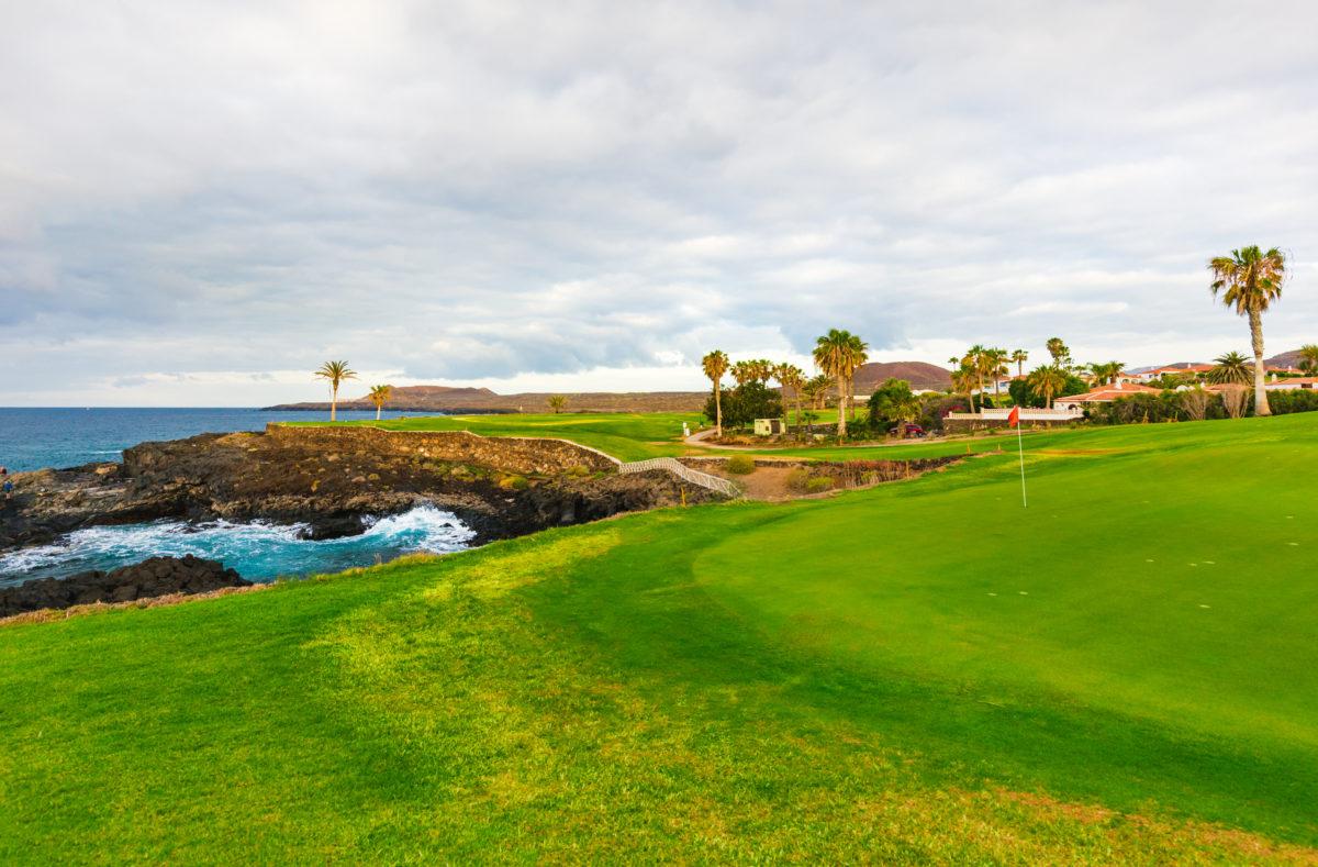 Amarilla Golf Reise Teneriffa