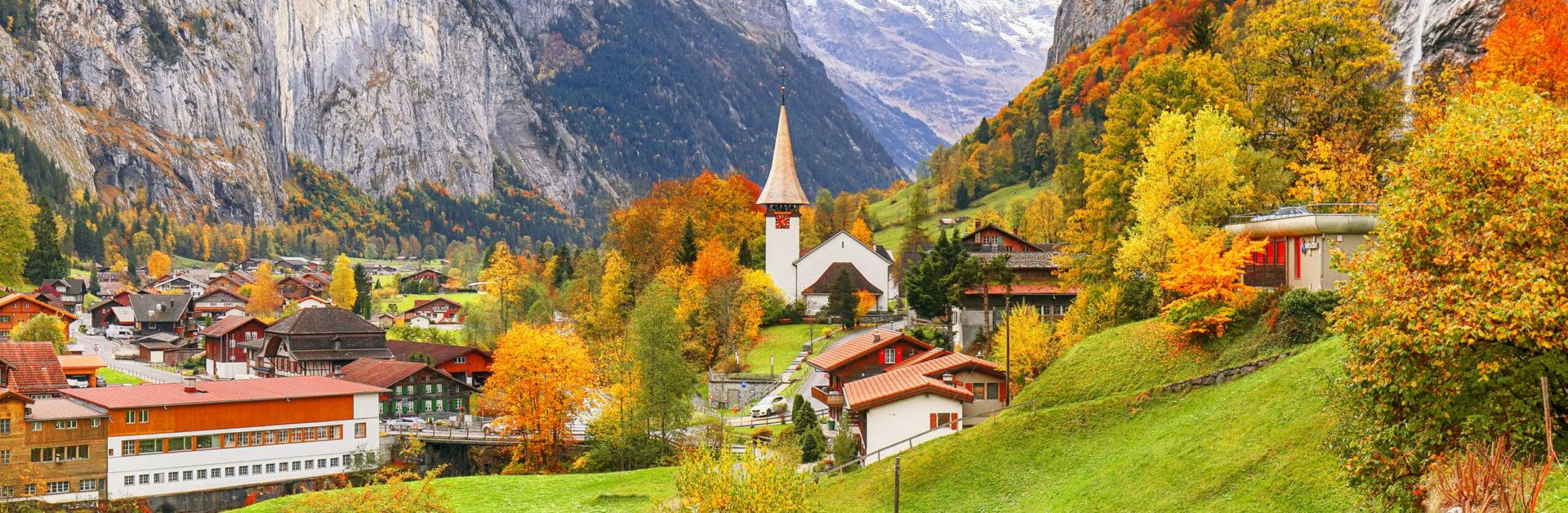 Voyage en groupe dans la Vallée de Lauterbrunnen