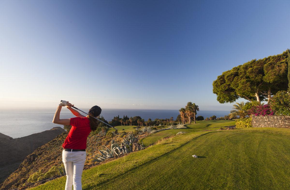 Golf Aufenthalt in La Gomera Kanarische Inseln