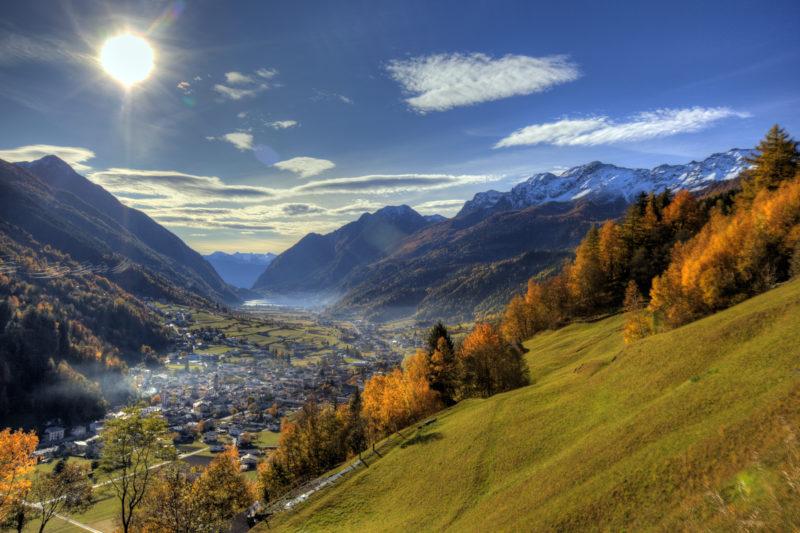 Gruppenreise in die Valposchiavo Graubünden