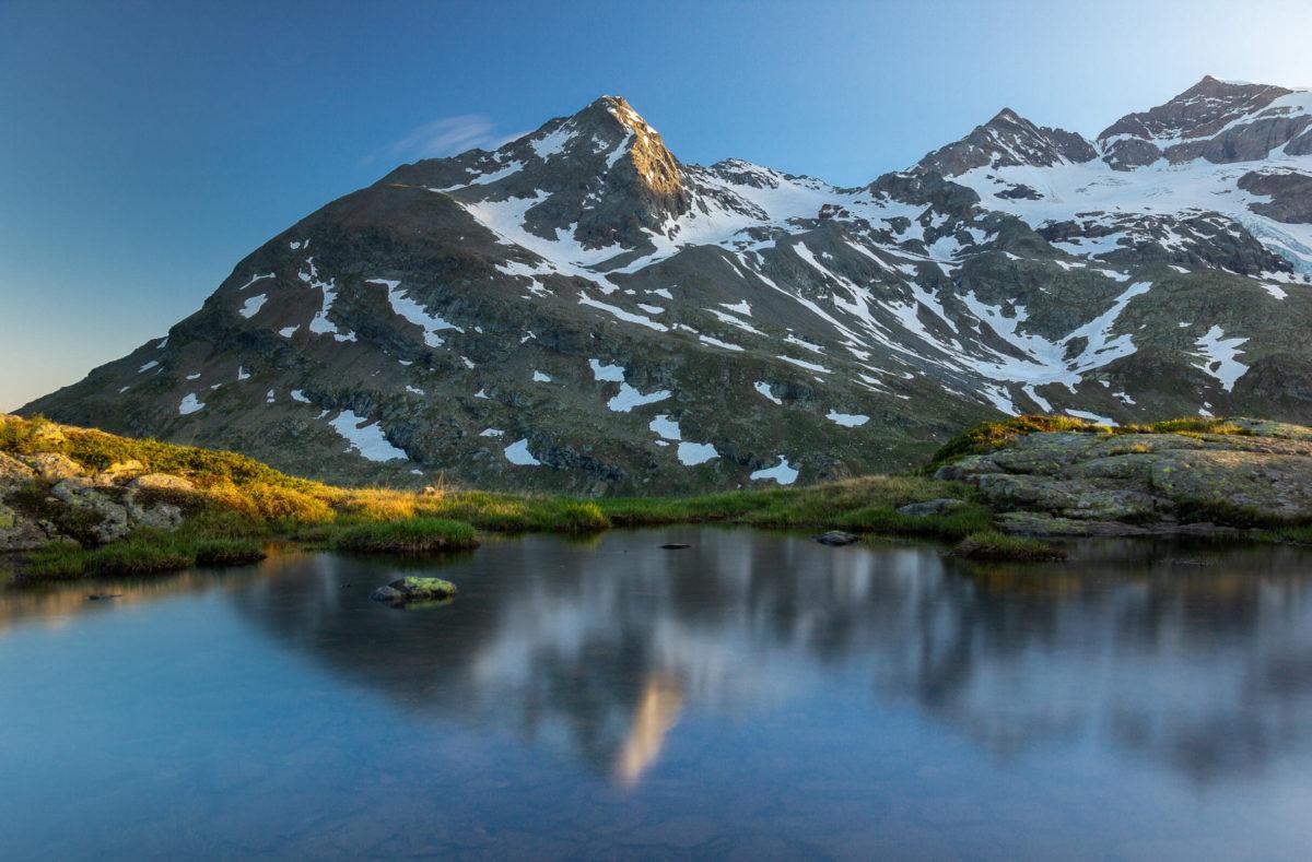 Col de Bernina lago Bianco
