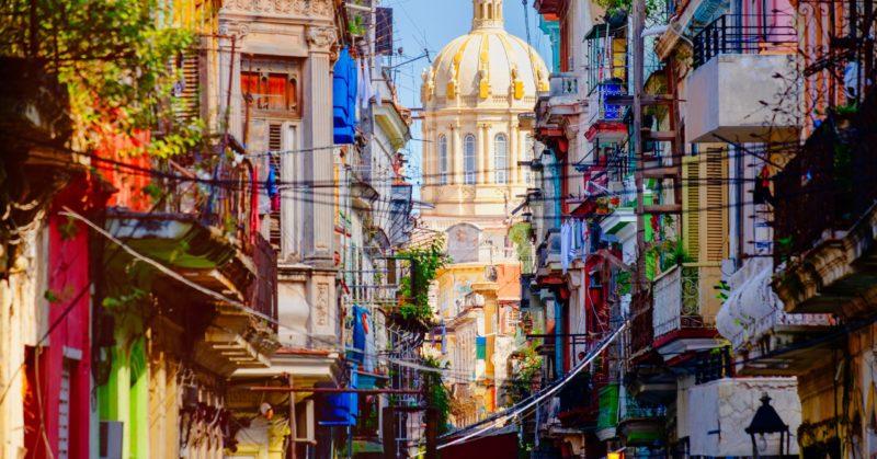 Gruppenreise nach Kuba Havanna