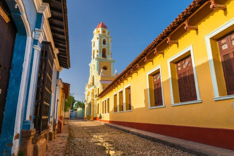 Gruppenreise nach Trinidad
