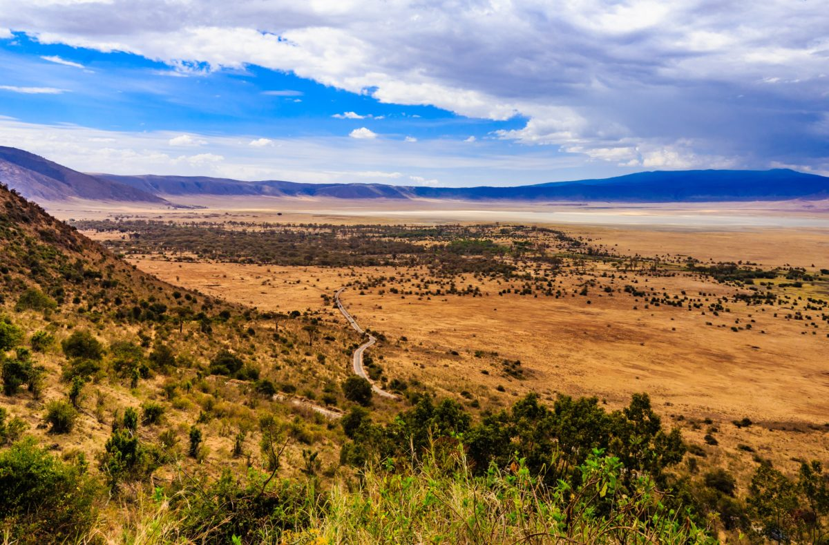 Entdecken Sie den Ngorongoro-Krater in Tansania