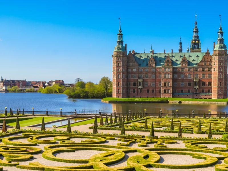 Besuchen Sie Schloss Frederiksborg in Kopenhagen