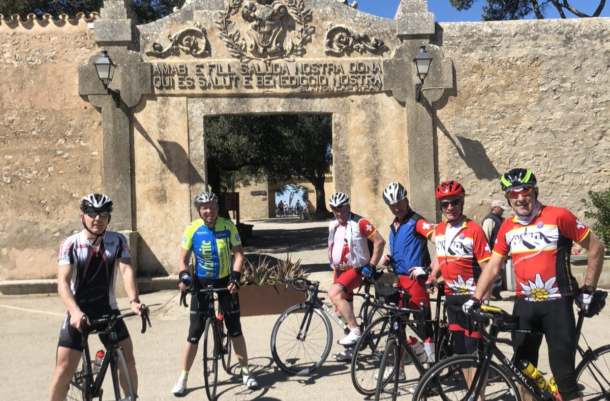 Mallorca mit dem Fahrrad besuchen