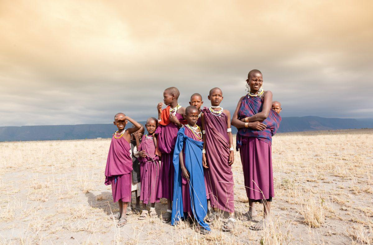Das Volk der Massai in Tansania