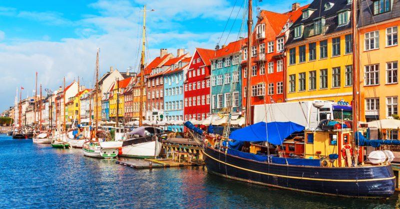 Gruppenreise nach Kopenhagen, Besuch von Nyhavn