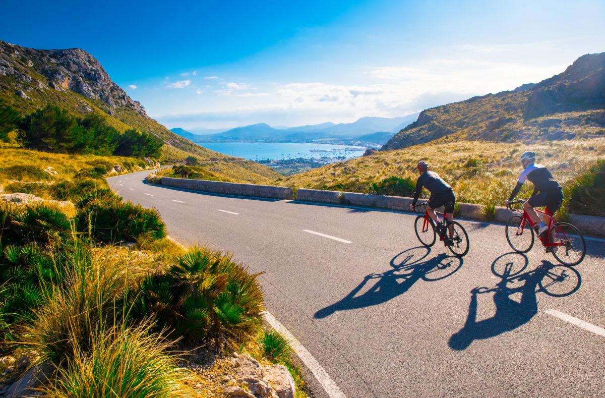 Rad- oder Wanderurlaub auf Mallorca