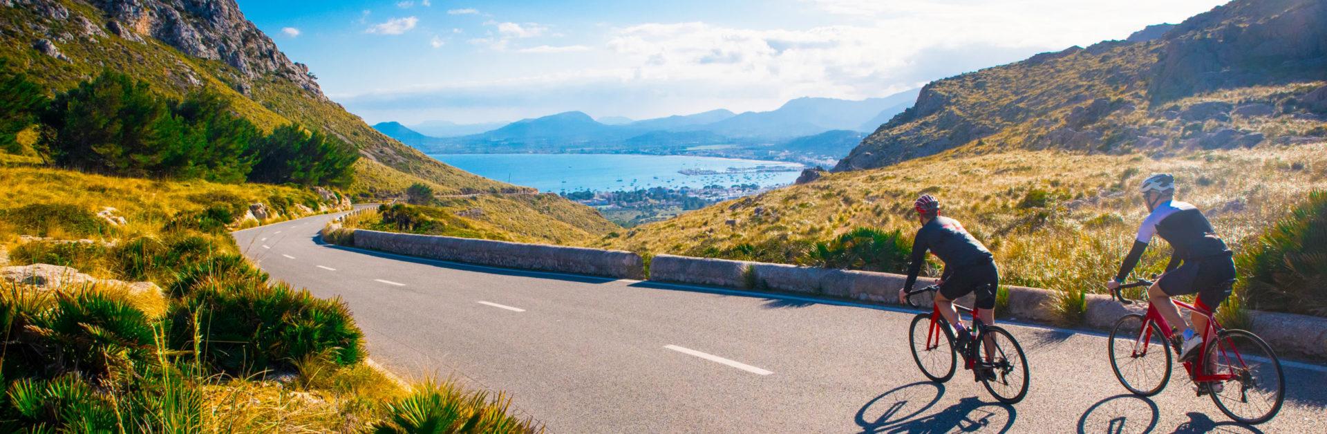 Vacances à vélo ou randonnées à Majorque