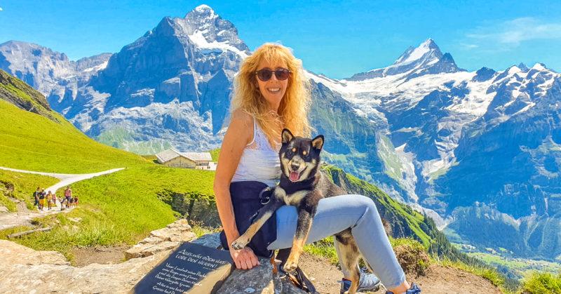 Ferien in der Zentralschweiz mit Sabrina