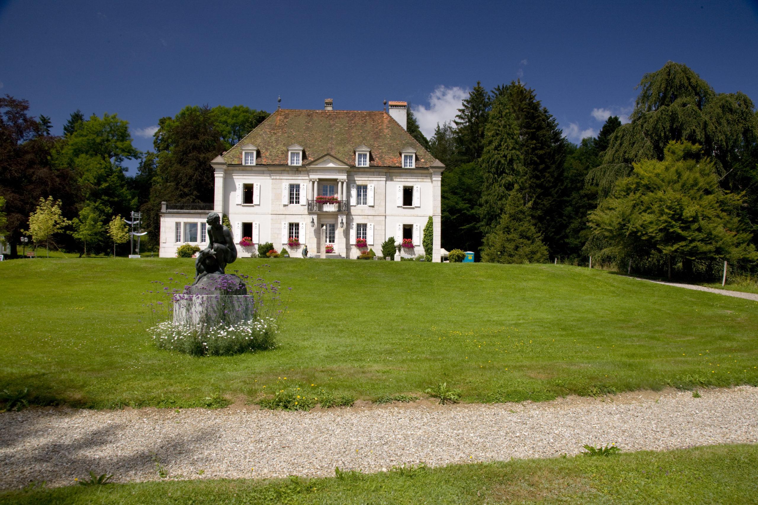 Besuch des Uhrmachermuseum – Château des Monts in Locle