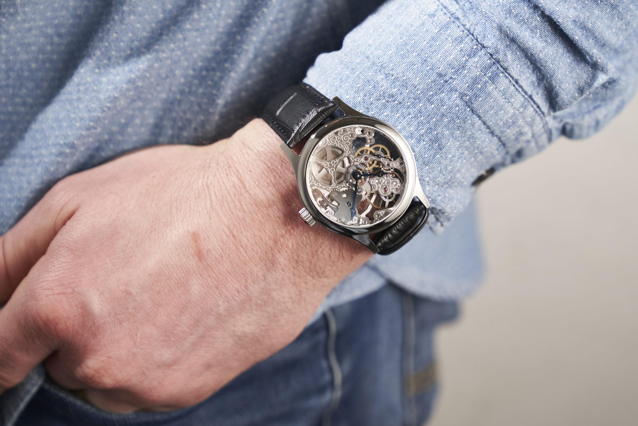 Erbe der Schweizer Uhrmacherei