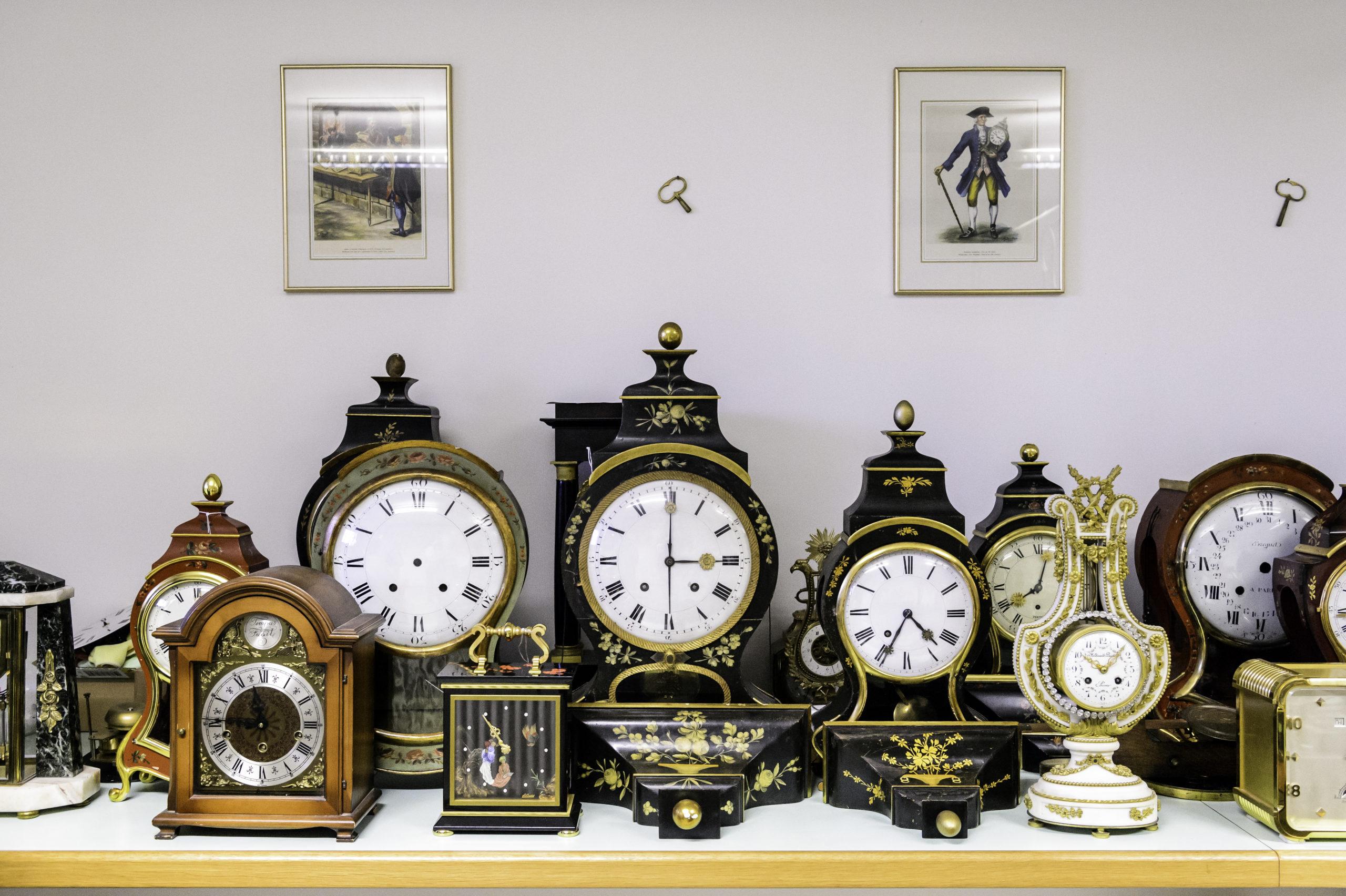 Reise durch die Schweiz der Uhrenindustrie im Neuenburgerland