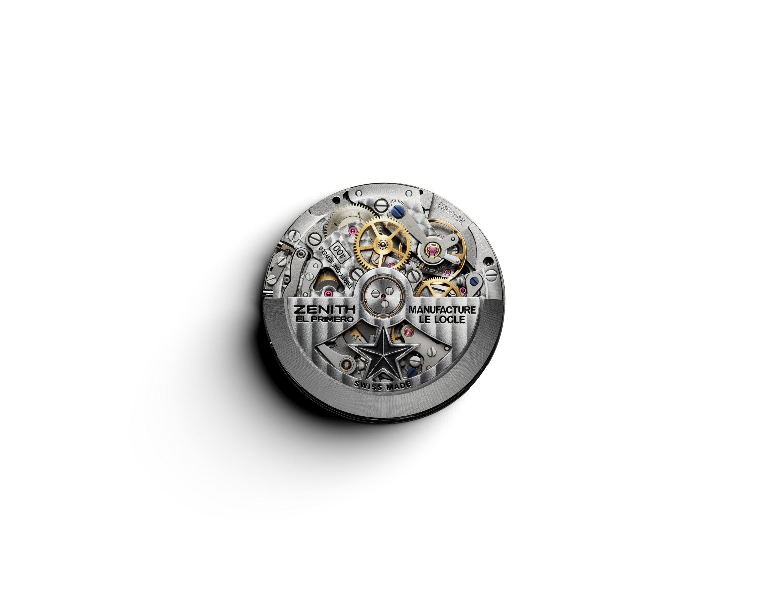 Eine Uhr von Zenith Neuenburgerland
