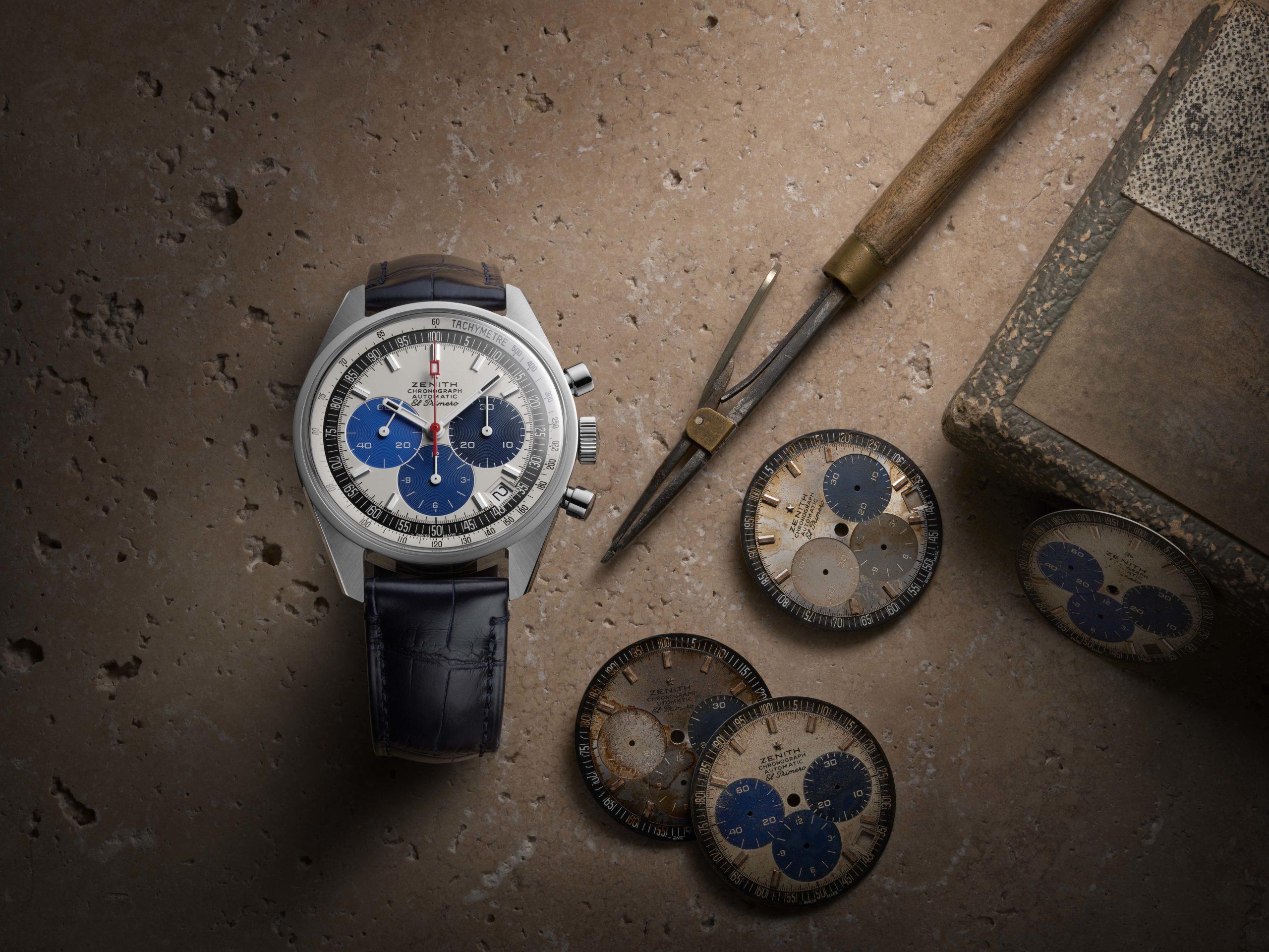Entdecken Sie die Uhren von Zenith Neuenburgerland