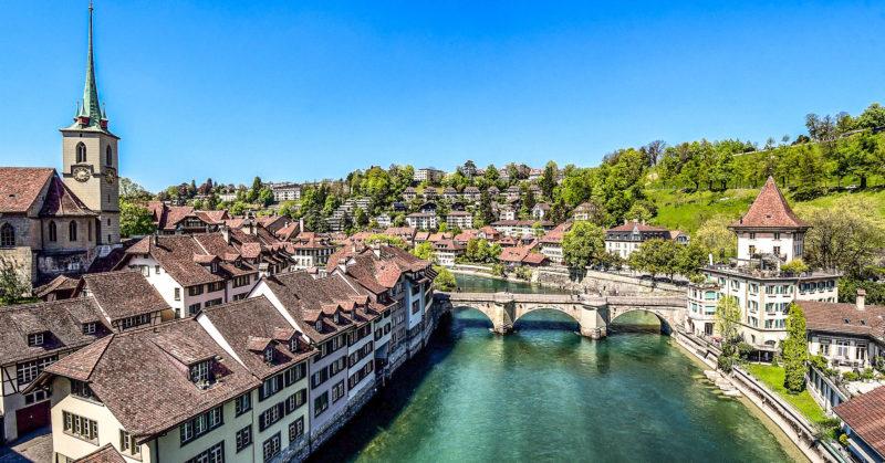 Bern Auswahl Die 10 schönsten Städte der Schweiz
