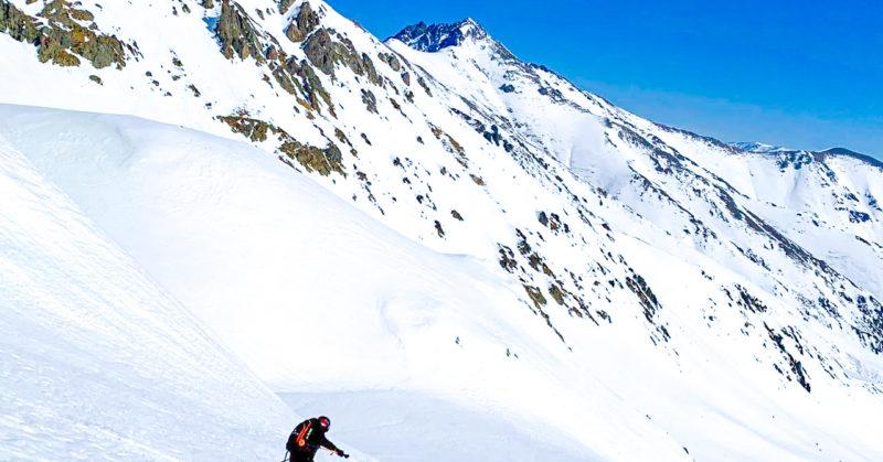Skifahren auf den Pisten der Türkei