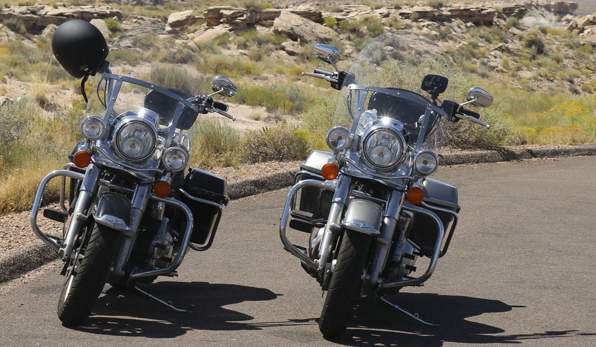 Road trip moto Südfrankreich