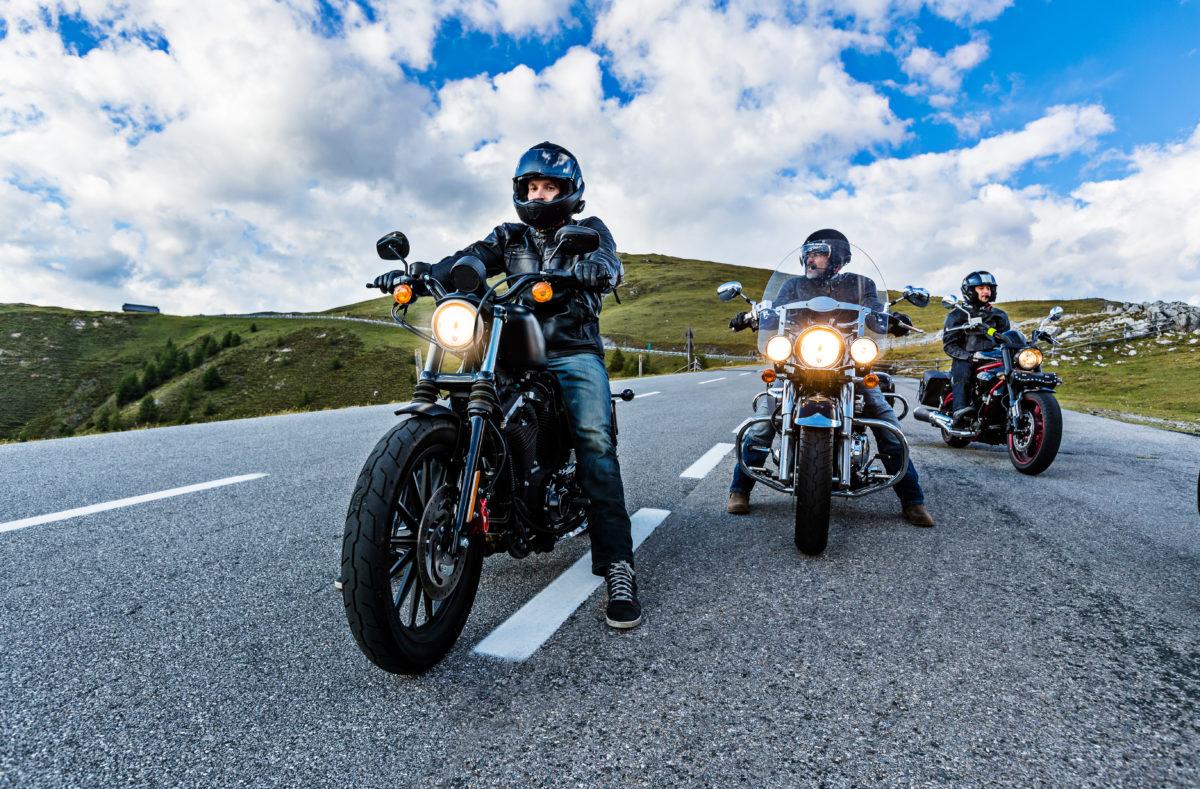Geführte Biker-Reise in den Pyrenäen