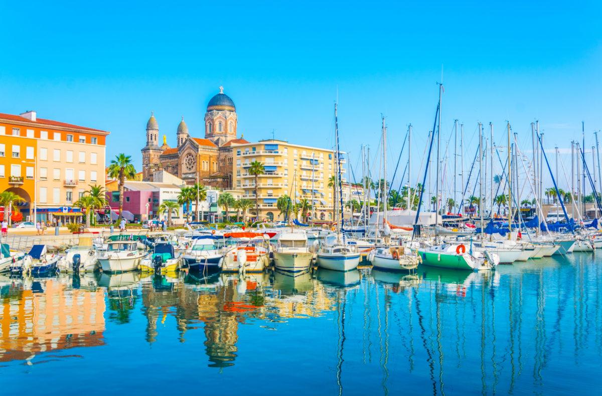 Yachthafen Saint-Raphaël