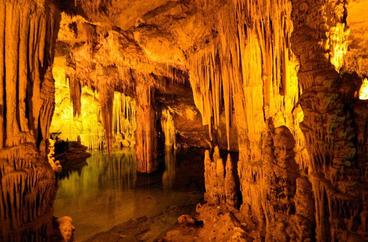 Höhlen von Neptun Sardinien