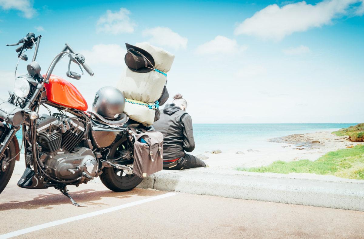 Geführte Biker-Reise nach Sardinien