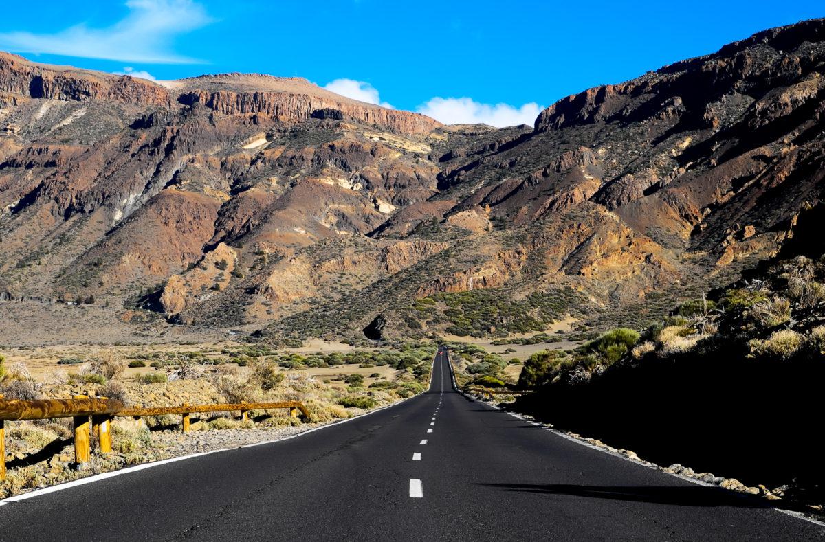 Teide-Nationalpark, Teneriffa