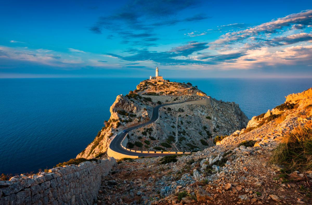 Leuchtturm Cap de Formentor Mallorca